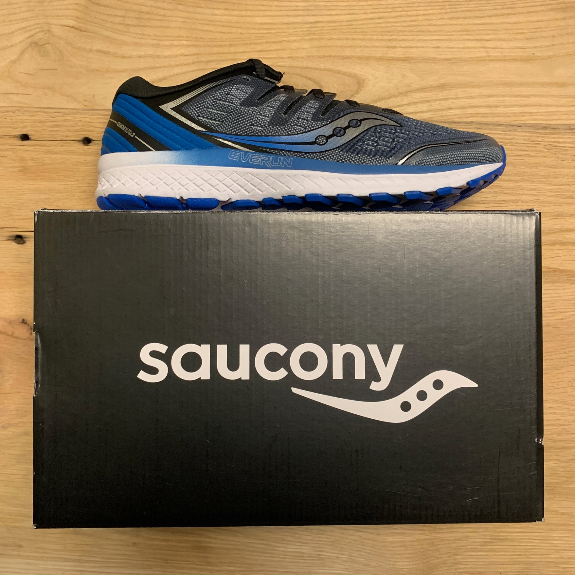 Saucony Guide ISO 2 - Men's