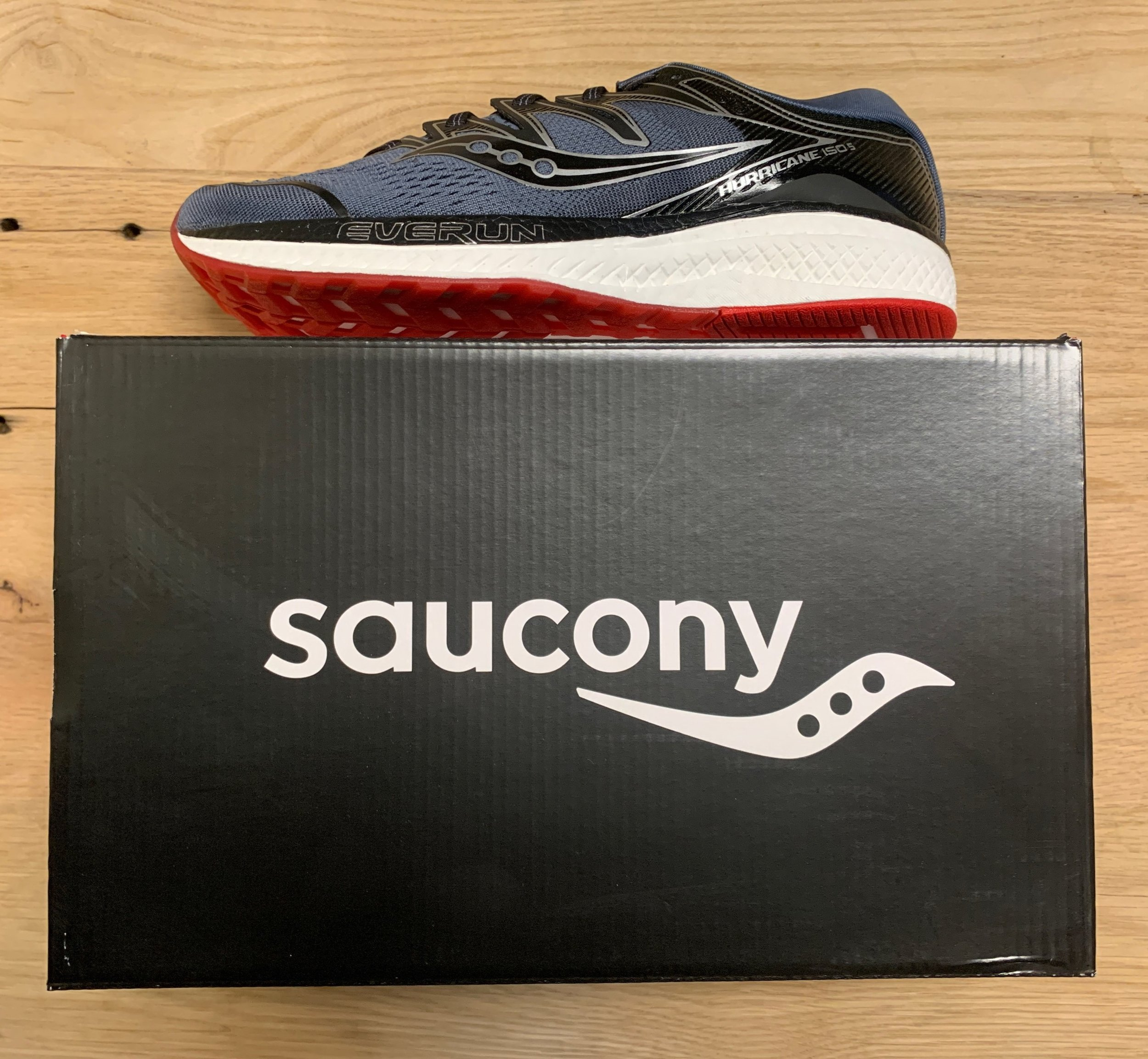 Saucony Hurricane ISO 5 - Men's