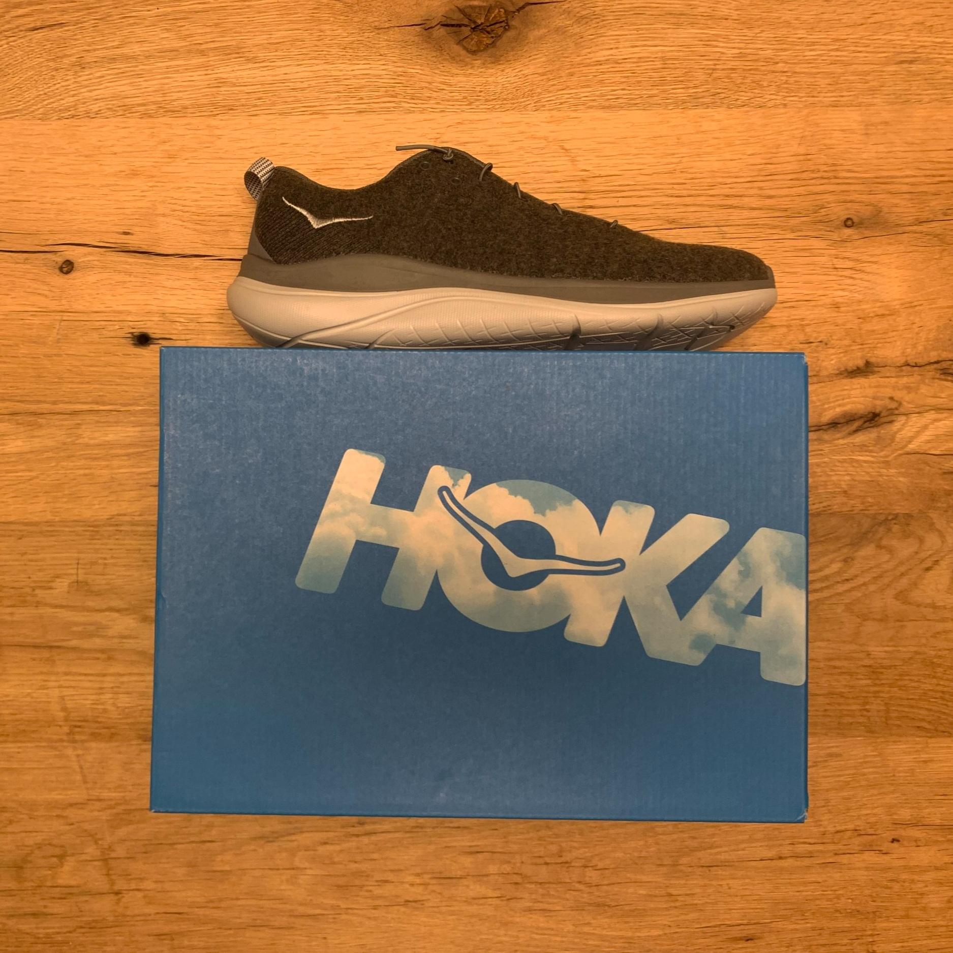 Hoka Hupana Flow Wool - Men's