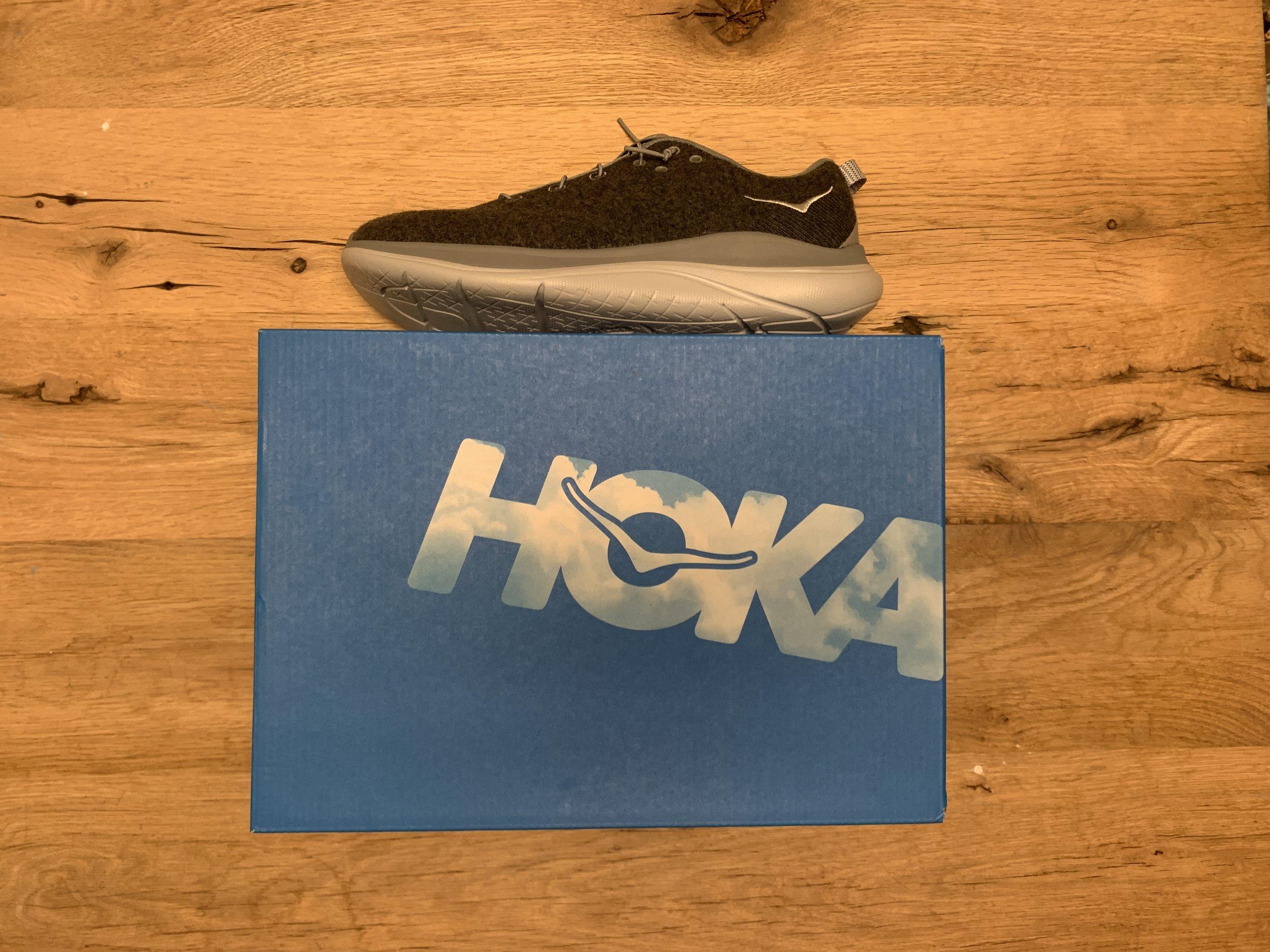 Hoka Hupana Flow Wool - Women's