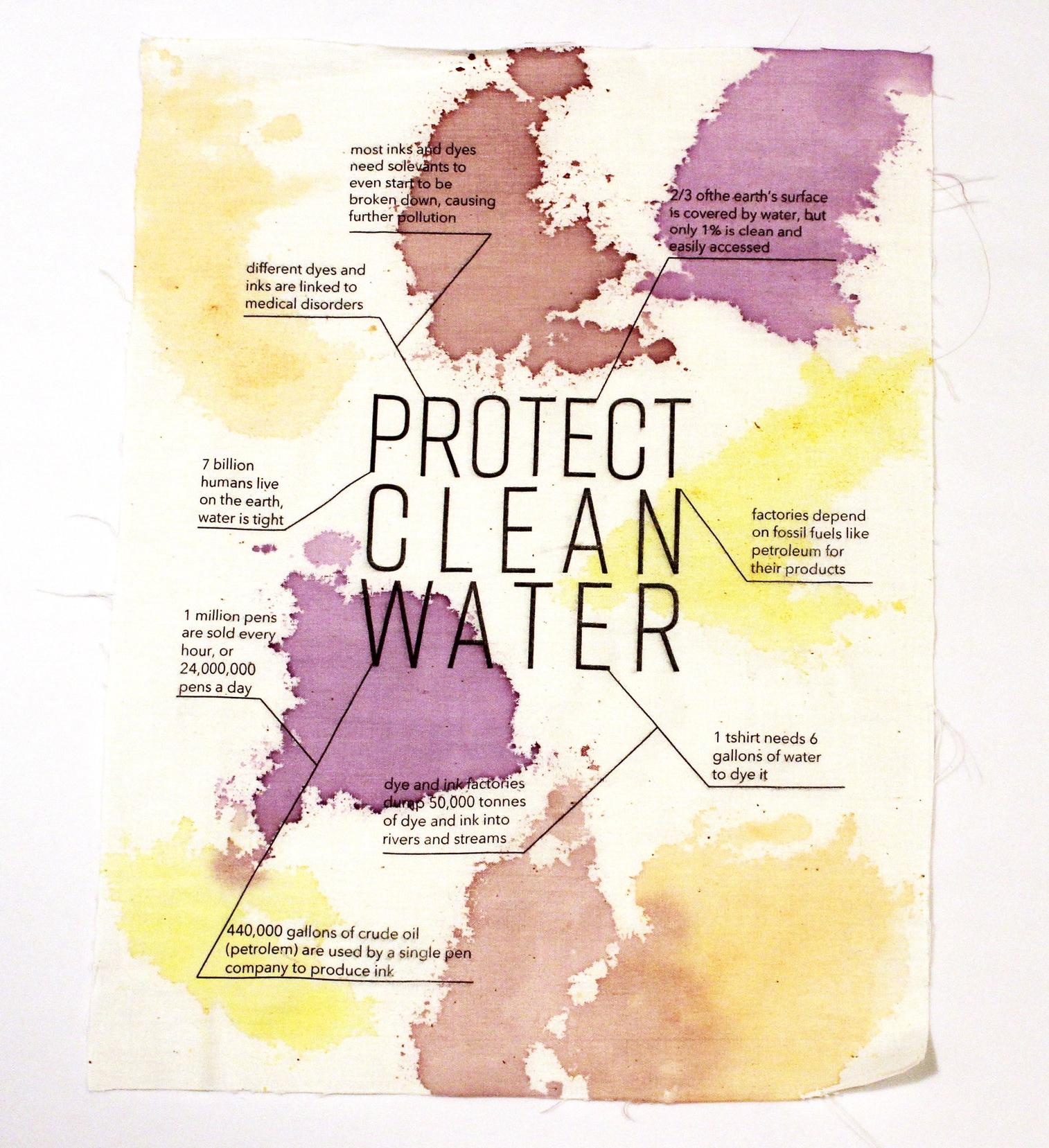natural dye campaign