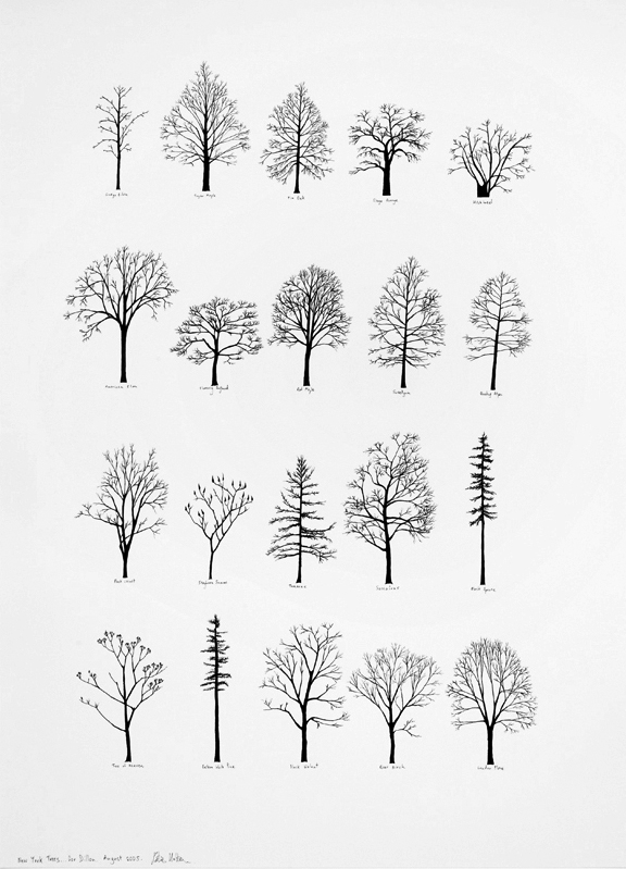 Trees, 2005 - 2015
