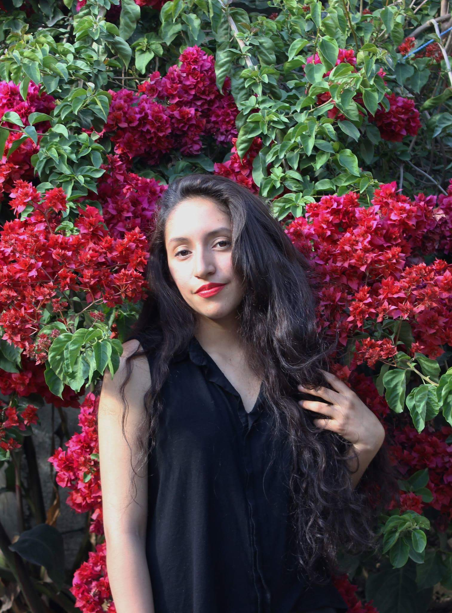 NATHALIE TACURI  Volunteer -Project & Social Media Coordinator