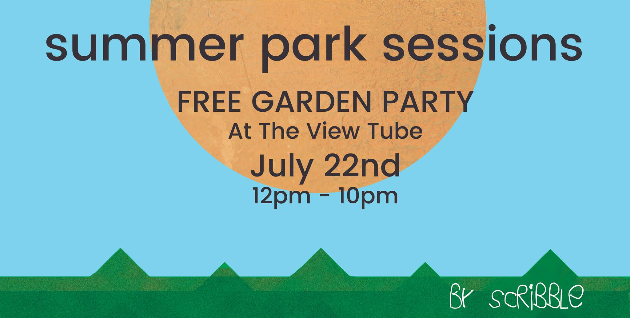 Summer Park Sessions - DJs in the Beer Garden