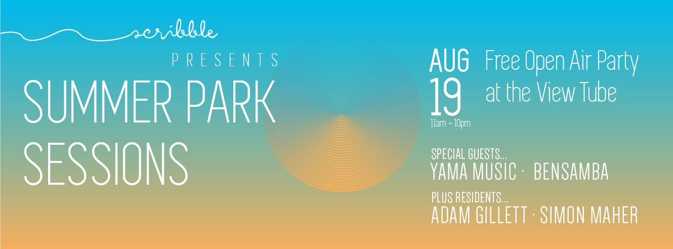 Summer Park Session - August 19th - Greenway East
