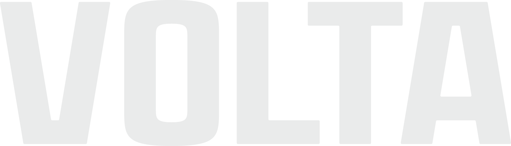 Volta Alternate Logo - Light