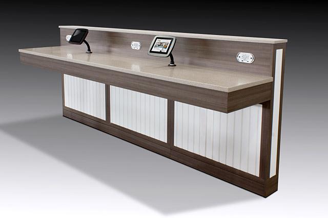Amcase Counter