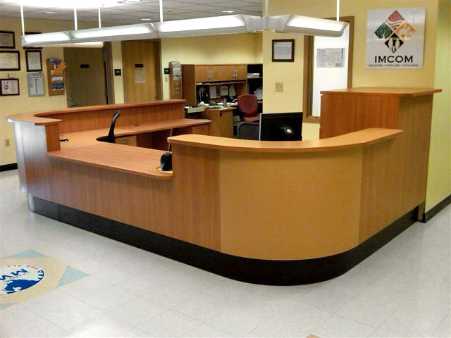Amcase Nurse Station