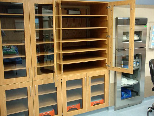 Amcase Procedure Room