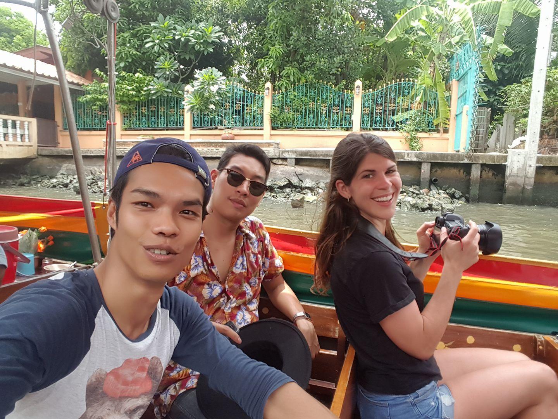 Thailande femme voyage