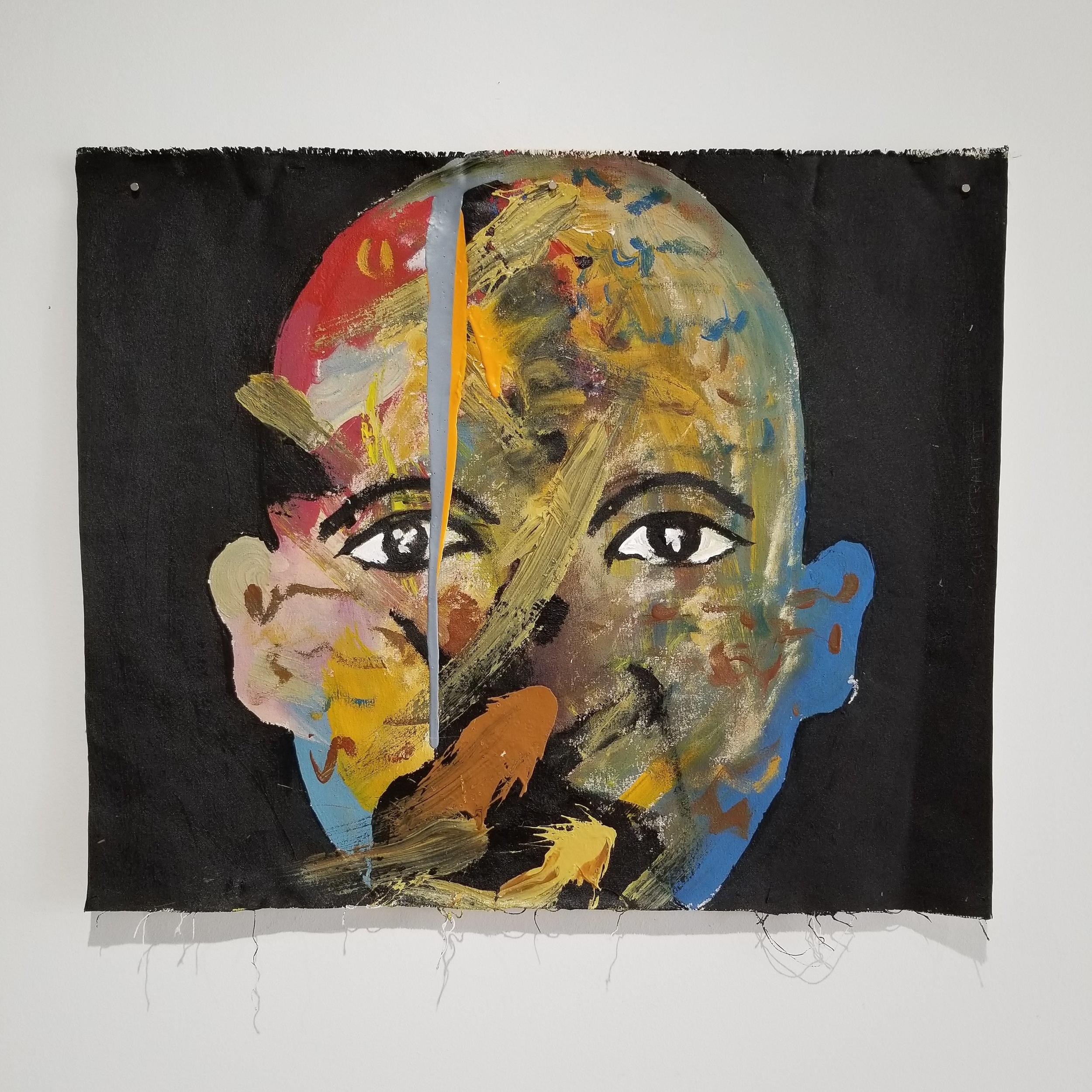 Chepape's  Self Portrait II.