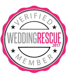 Exclusive Vendor of the Wedding Rescue Canada Team