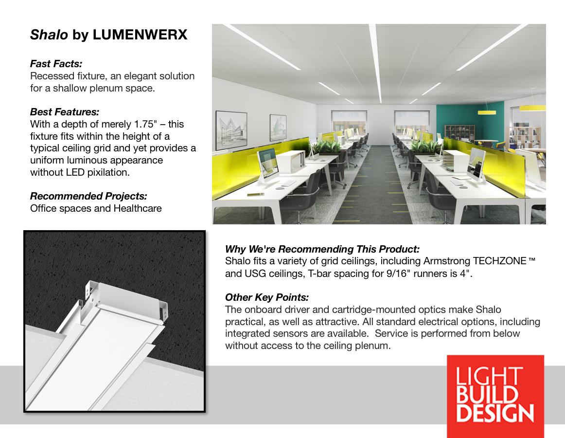 Shalo Lumenwerx Light Build Design