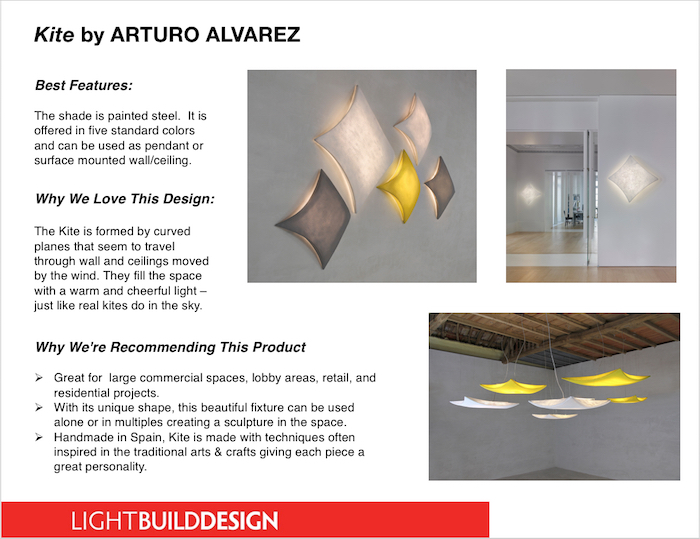 For more information, click Title Link or check in with your Light Build Design representative.