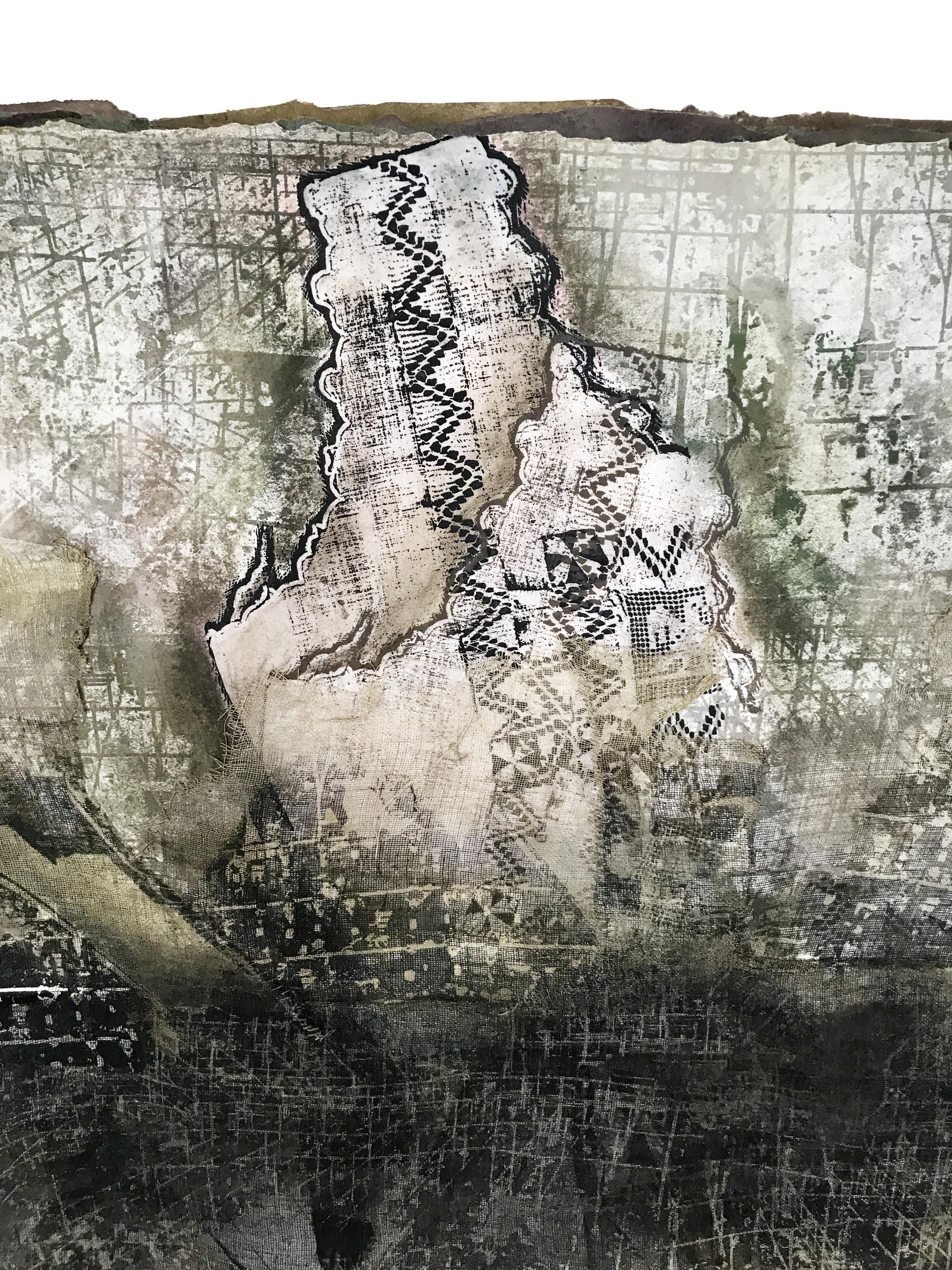 Passageways, Passageways—Anatomy of an Heirloom  DETAIL