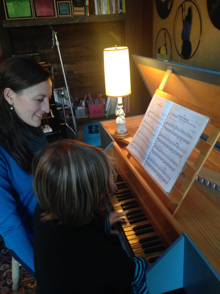 Harpsichord fun!