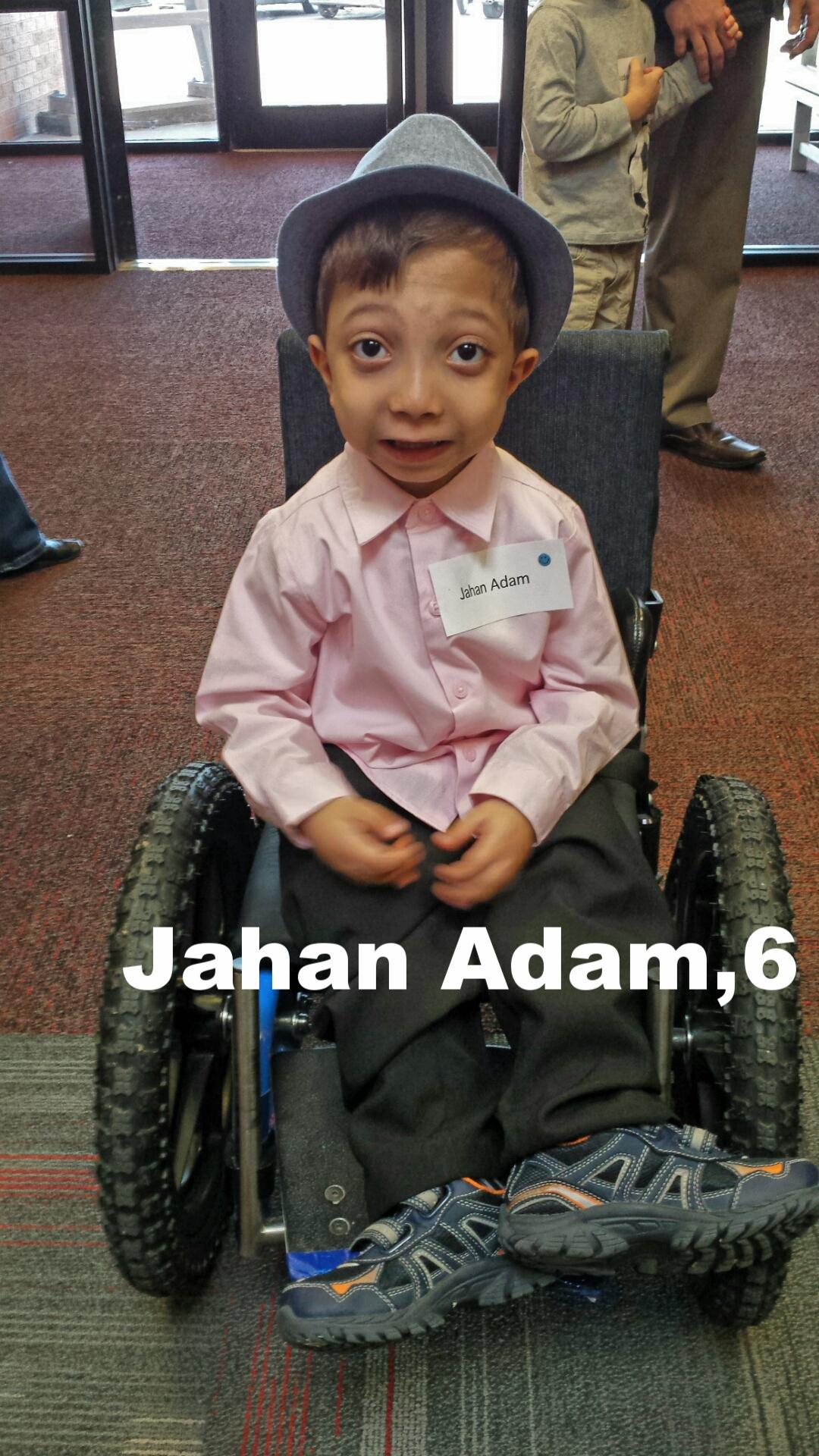 Jahan Adam, 6