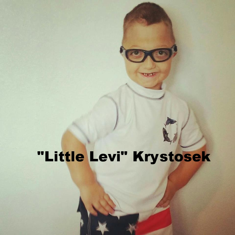 Levi Krystosek, 11