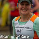 Martha Staples, TJF's Running for Rare Partner