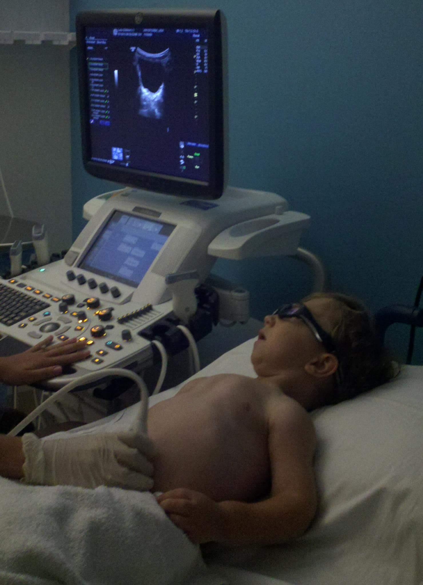 Levi, Kidney Function Test, Laurie Children's Hospital, Chicago