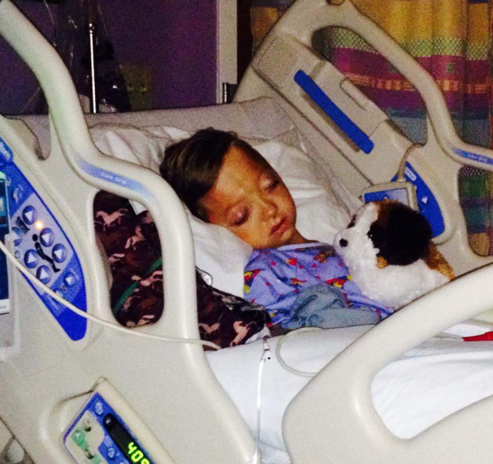 Levi, Ankle Realignment, A I Dupont Children's Hospital