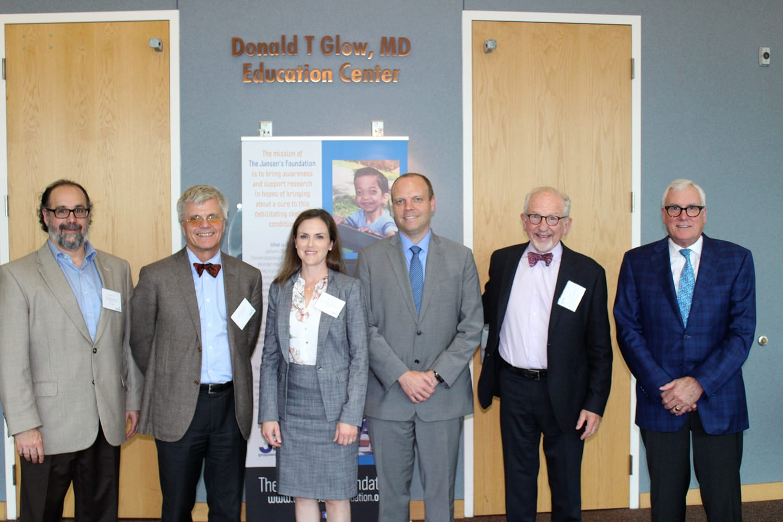 Dr. Bober, Dr. Jueppner, Dr. Wallace, Dr. Rush, Dr. Salusky & Dr. Mackenzie