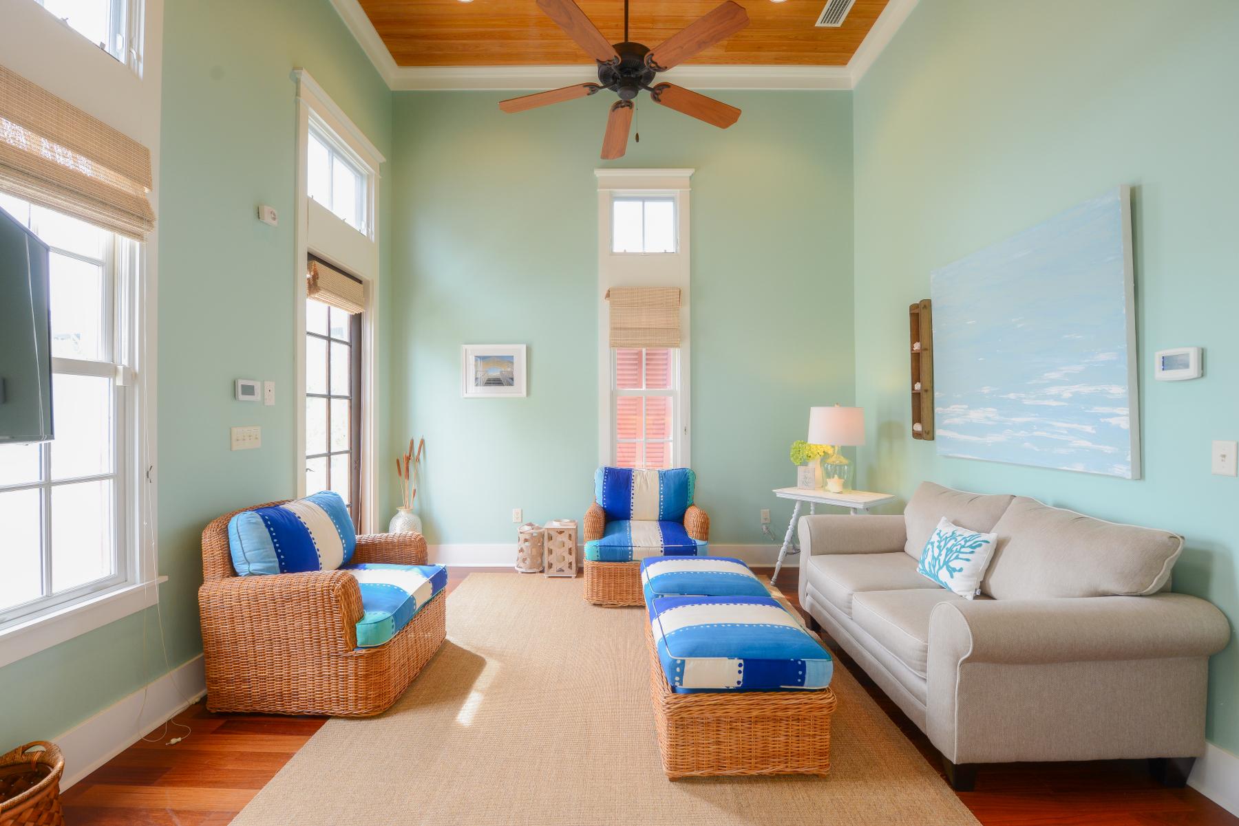Watercolor Florida beach house carriage house living.jpeg