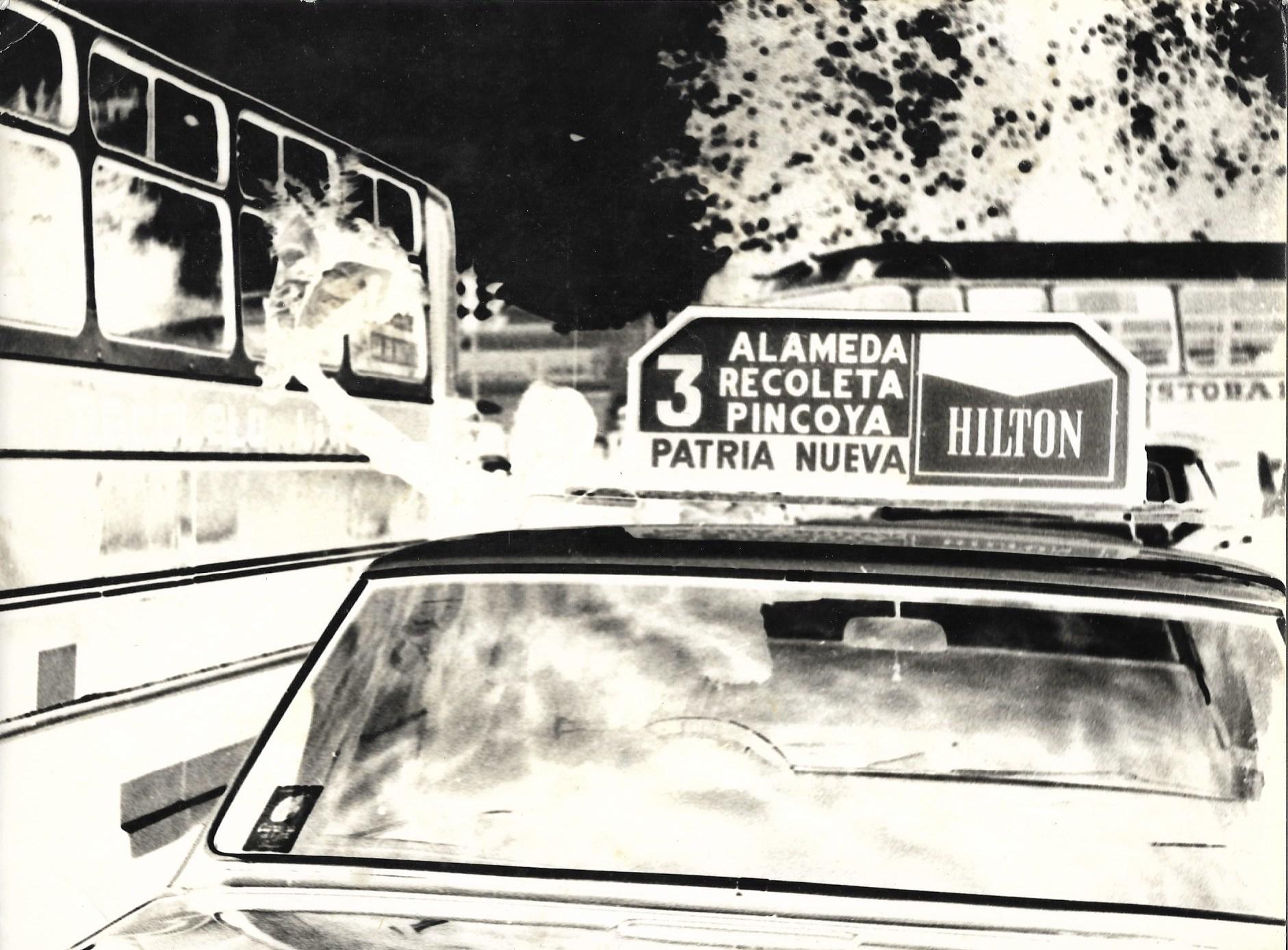 <span>'Alameda, Recoleta, Pincoya', Santiago</span>