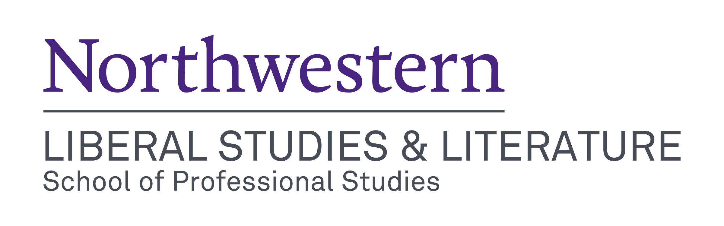 Northwestern Liberal Studies & Literature SPS