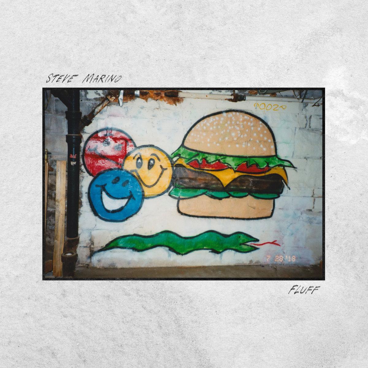 Copy of Steve Marino - Fluff LP