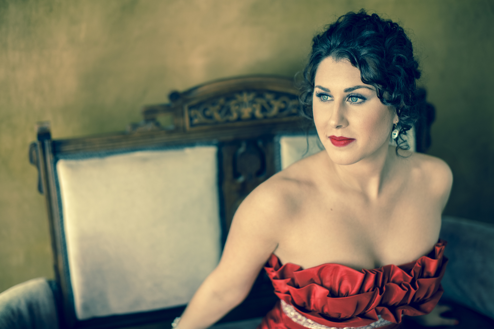 Photo by Dario Acosta  Makeup by Affan Gaber Malik