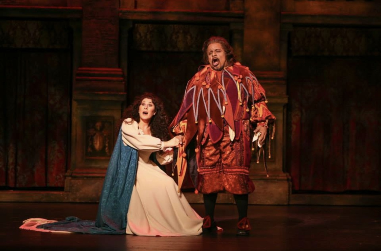 Gilda,  Rigoletto   Opera Tampa (2015)