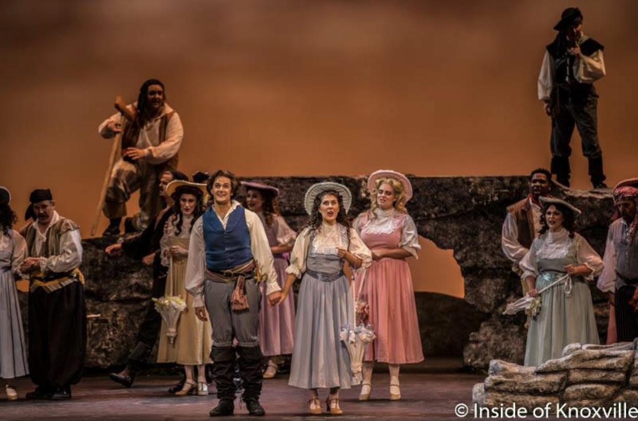 Mabel,  Pirates of Penzance   Knoxville Opera (2016)