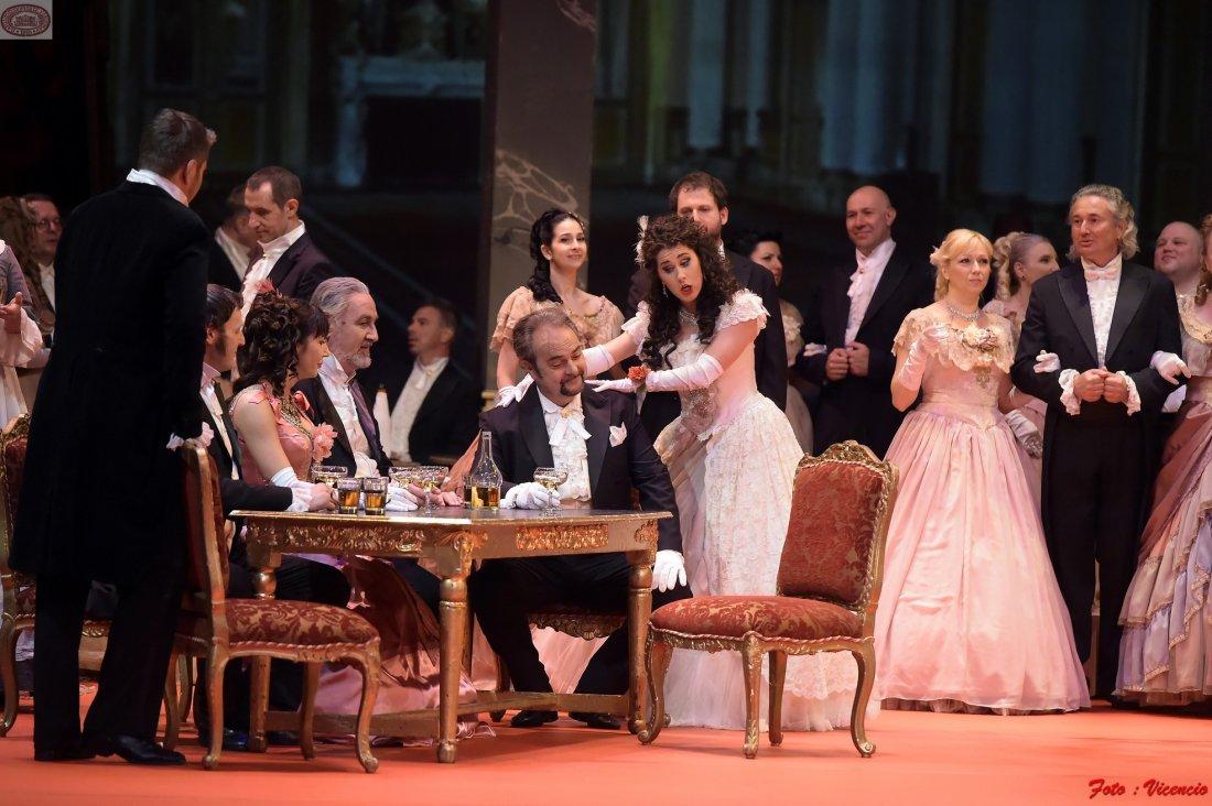 Violetta, La traviata   National Theatre in Belgrade (2017)