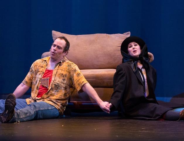 Papagena,  Die Zauberflöte   Opera Tampa 2014