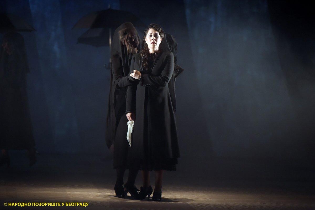 Lucia,  Lucia di Lammermoor   National Theatre in Belgrade (2018)