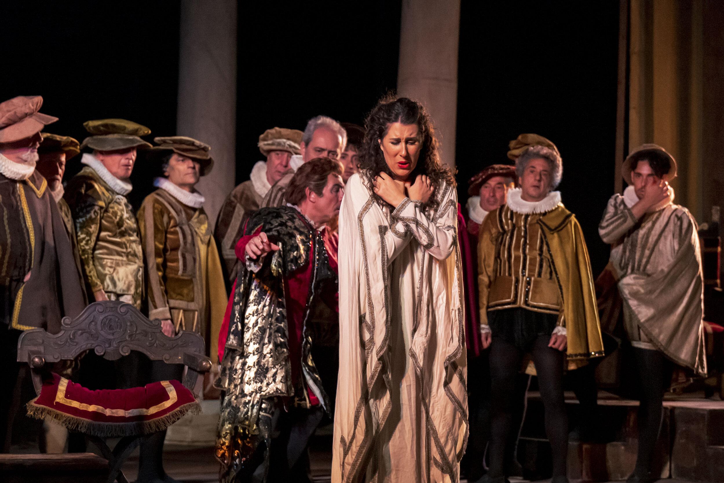 Gilda,  Rigoletto   Festival Estivo Toscana-Umbria (2019)