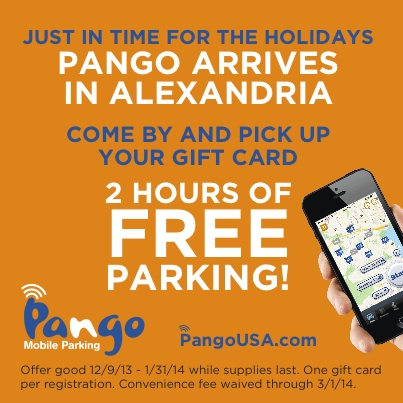 Pango Gift Card
