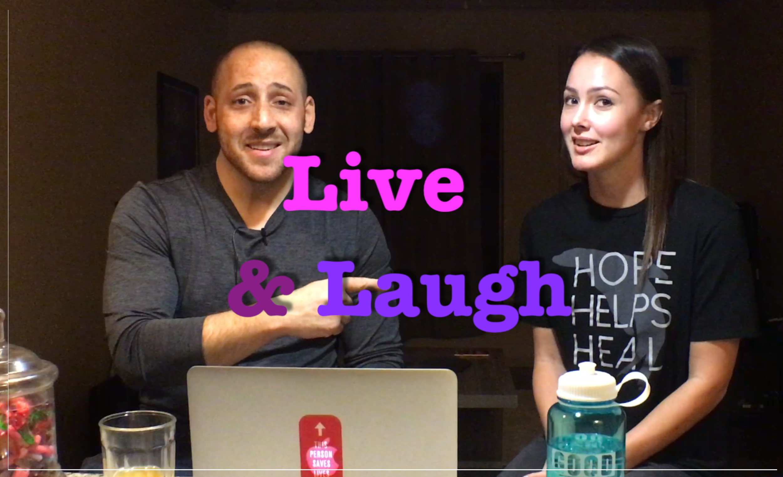 SHOW: LIVE & LAUGH with LOZ & KEV   A Fun, funny, entertaining, and educational show about two great friends, who are thick as thieves.