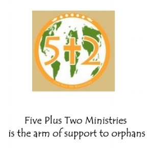 Thank you to Five Plus Two ministries another monthly sponsor of Mercy Children's Home Kenya!