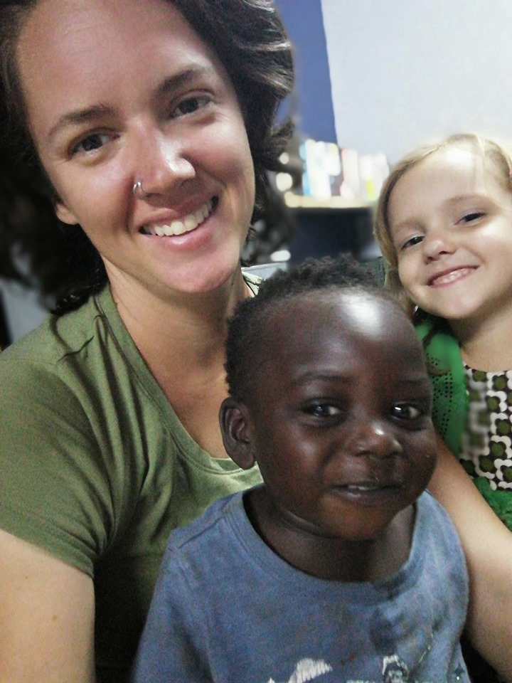 I Am NOT Enough - by Stephanie Bys, Missionary to Kenya