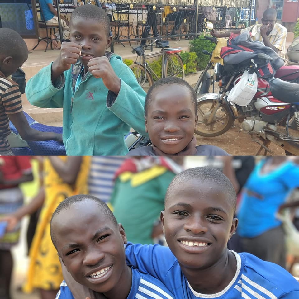 The change in these 2 boys is incredible and they are thankful for generous donors that keep us in a position where we can keep pouring into these boys. AFM.ngo/mercy-donate