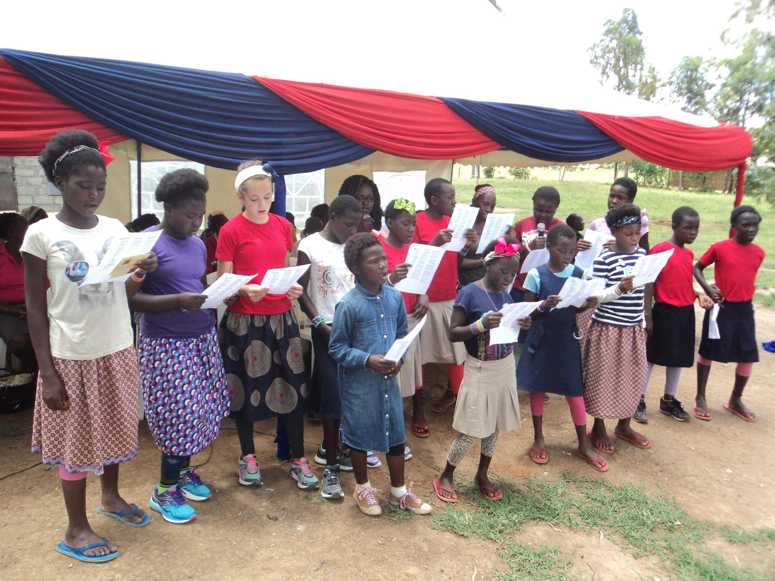 Mercy Baptist Church Choir