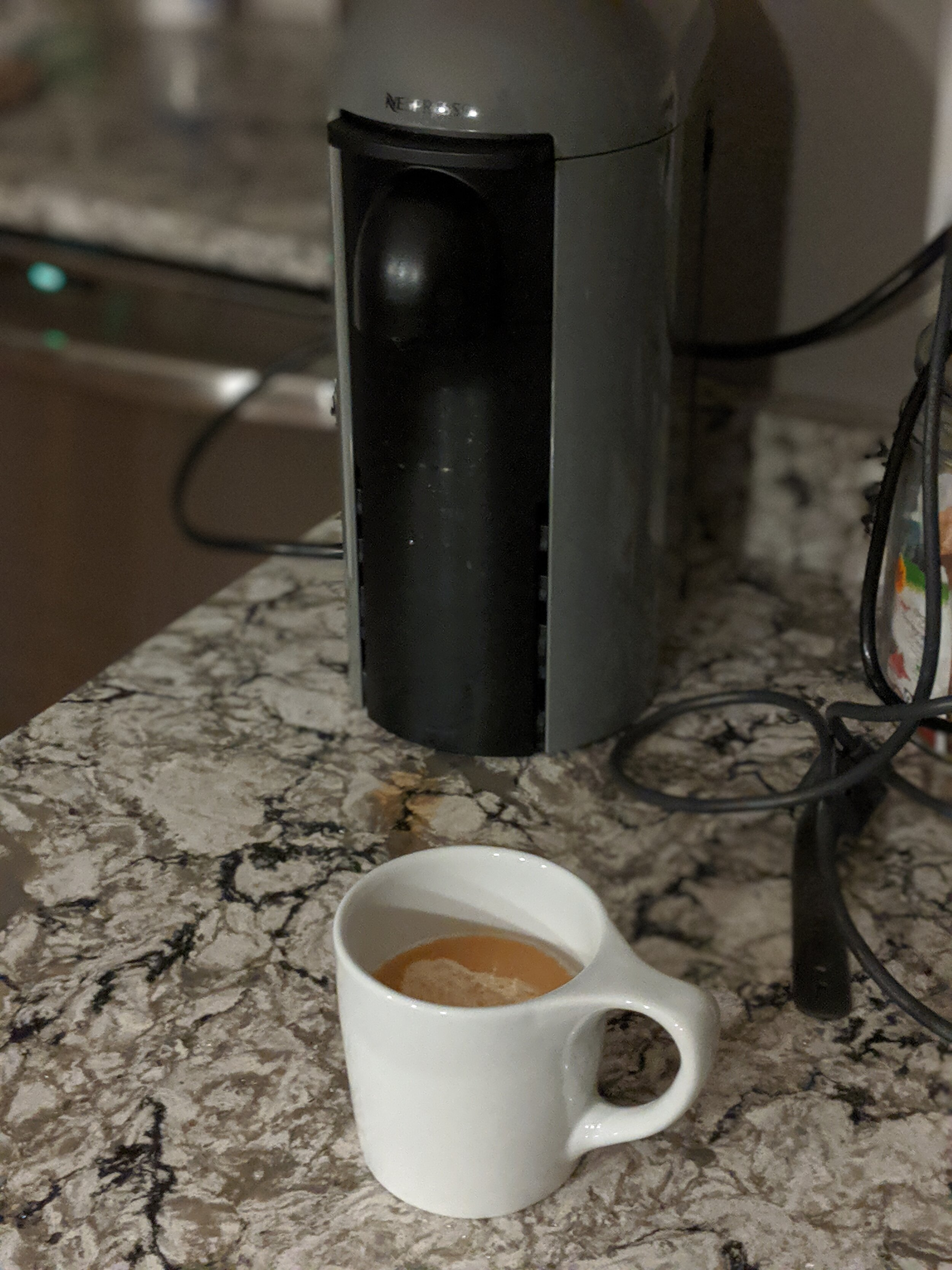 A lot of COFFEE was made through this little machine.