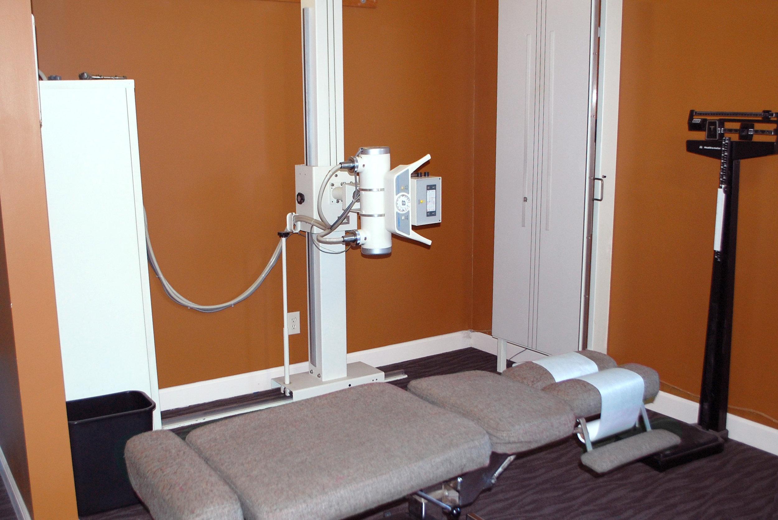 Columbia City Chiropractic Treatment Room 2