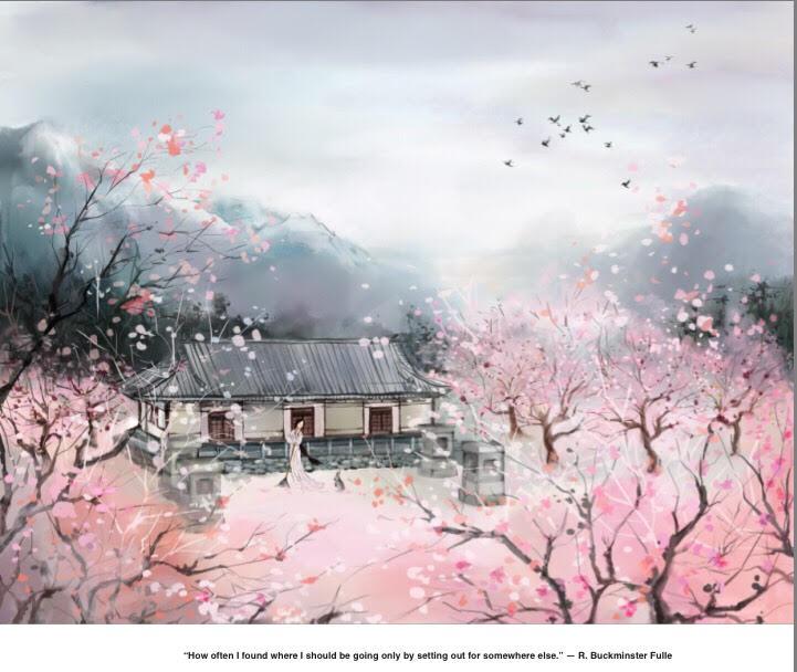 The Peach Garden