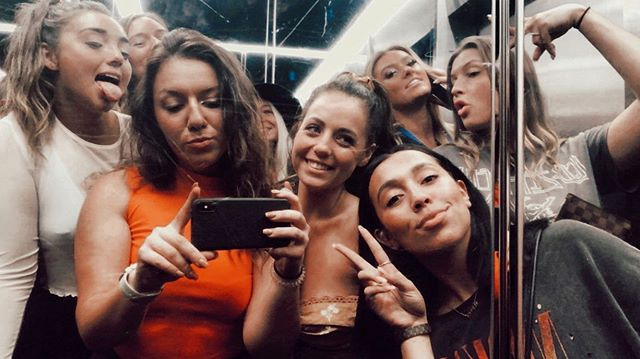 @abbyclanton said it best...they say you meet your best friends in college, but I met my best friends for life on Instagram💫  MONATions 2020 can't come soon enough, time for a girls trip!!!! ✈️