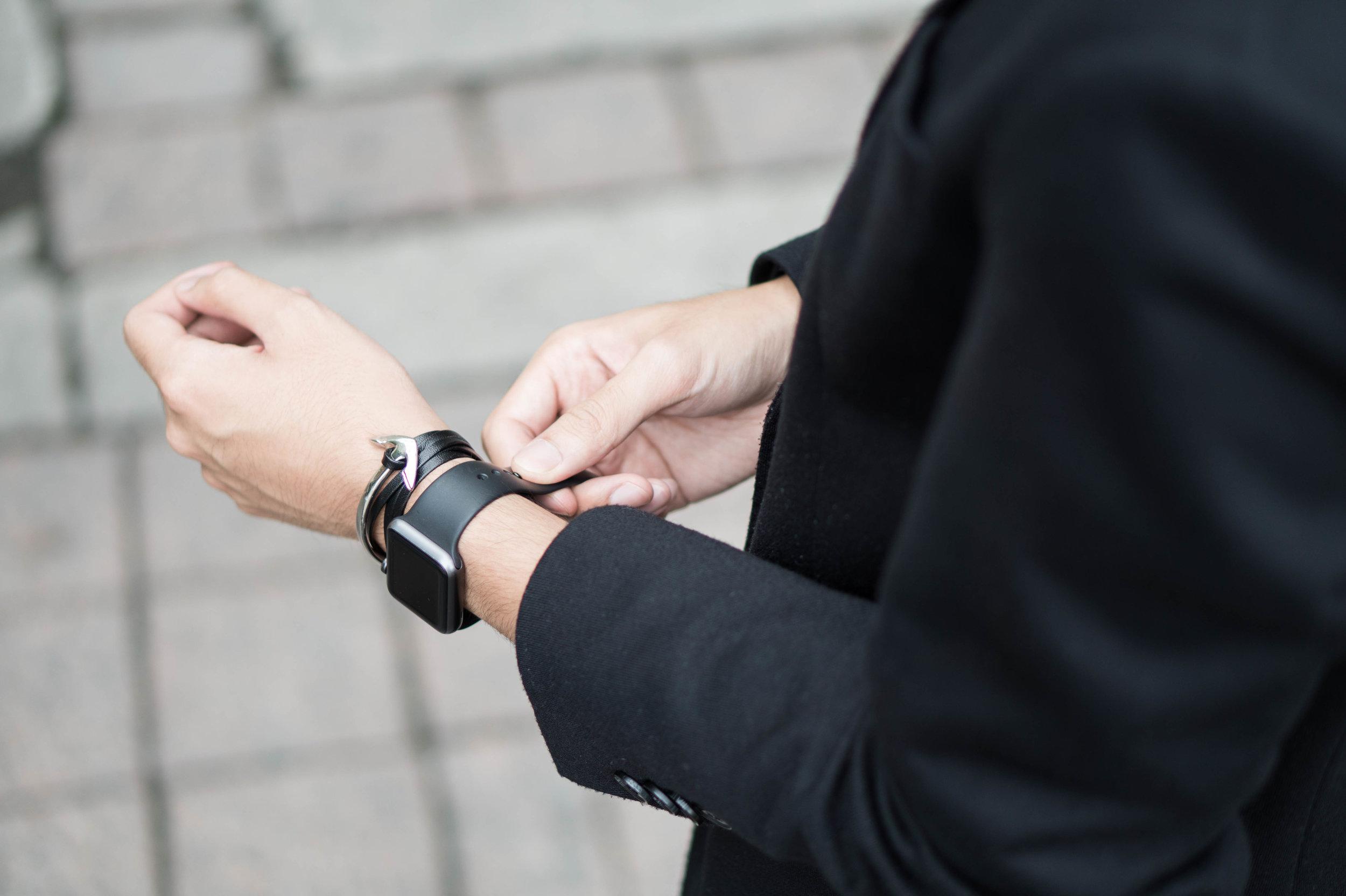 Marc Gamboa - Apple Watch Style 4