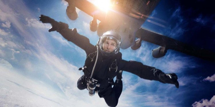 Tom Cruise takes risk. He jumps out of planes in his 50's. Be like Tom Cruise. (I assume no responsibility if you jump out of a plane.)