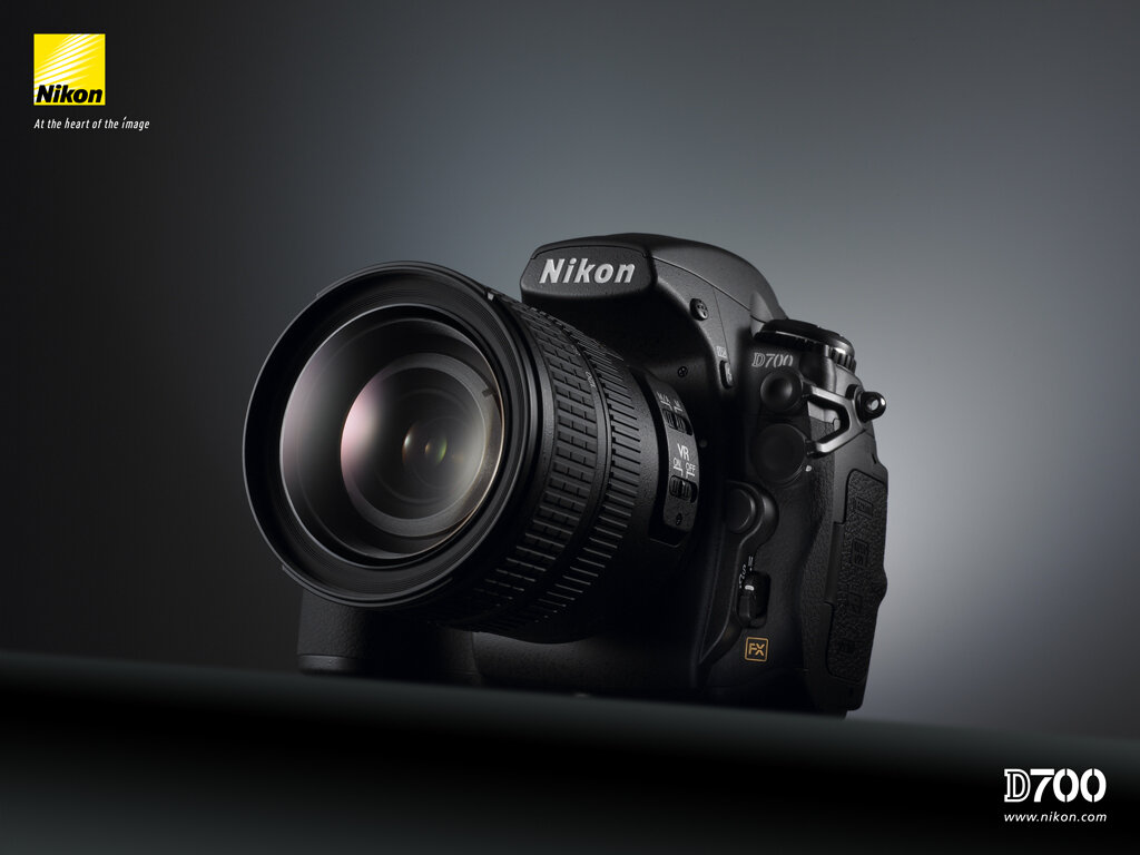 The Nikon D700. A game changing camera that's still great til this day.